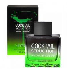 Antonio Banderas Cocktail Seduction In Black